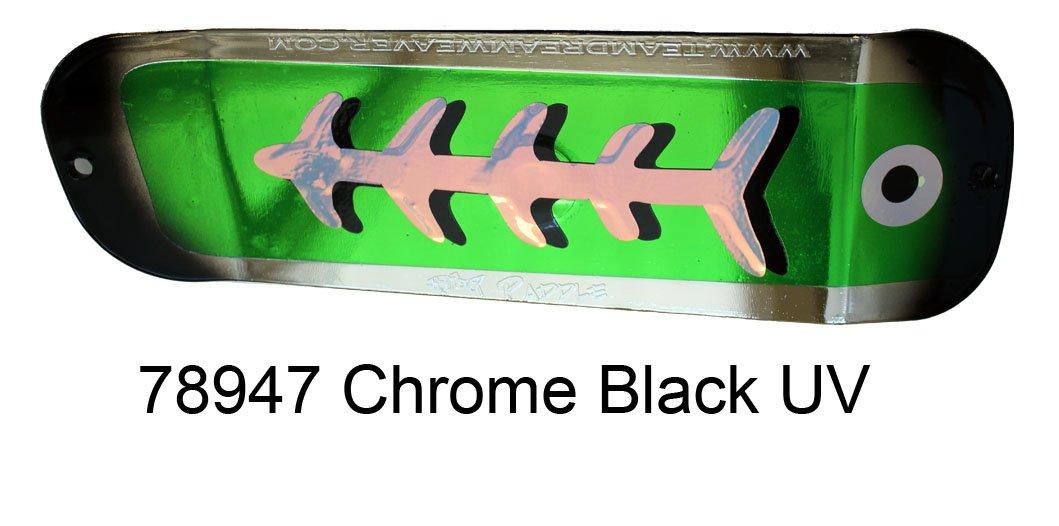 DC19 Paddle 11 – Chrome/Black UV