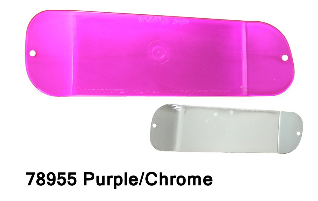 DC Paddle 11 – Purple & Chrome