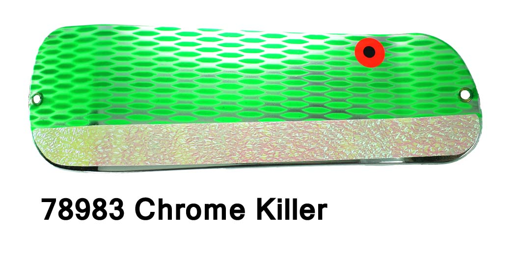 DC19 Paddle 11- Chrome Killer