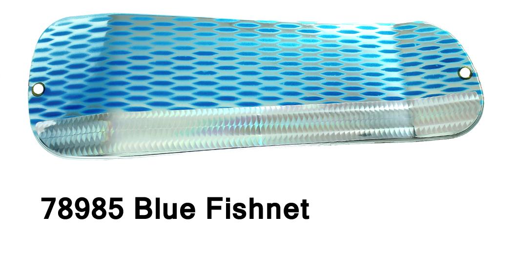 DC Paddle 11 – Blue Fishnet