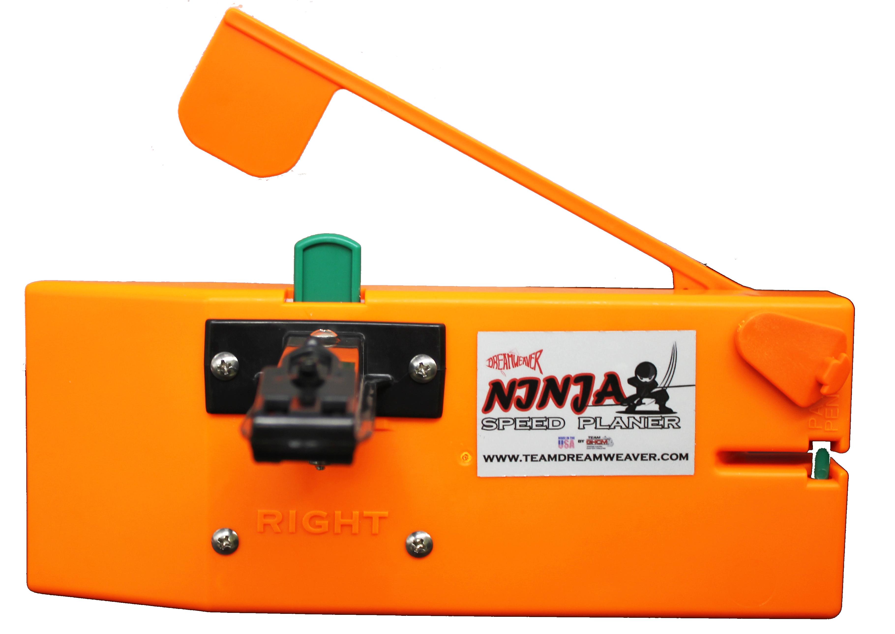 Ninja Side Planer 9.5in (Righ)FL