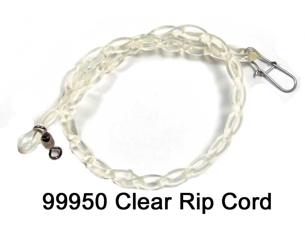 99950 Clear Rip Cord