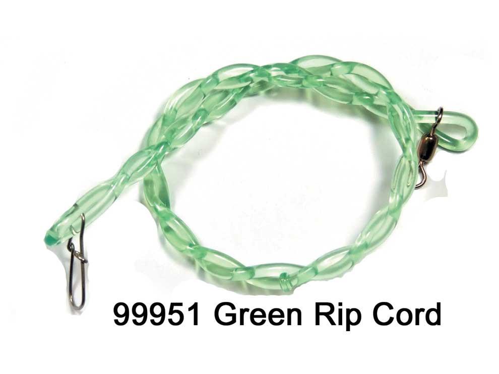 99951 Green Rip Cord