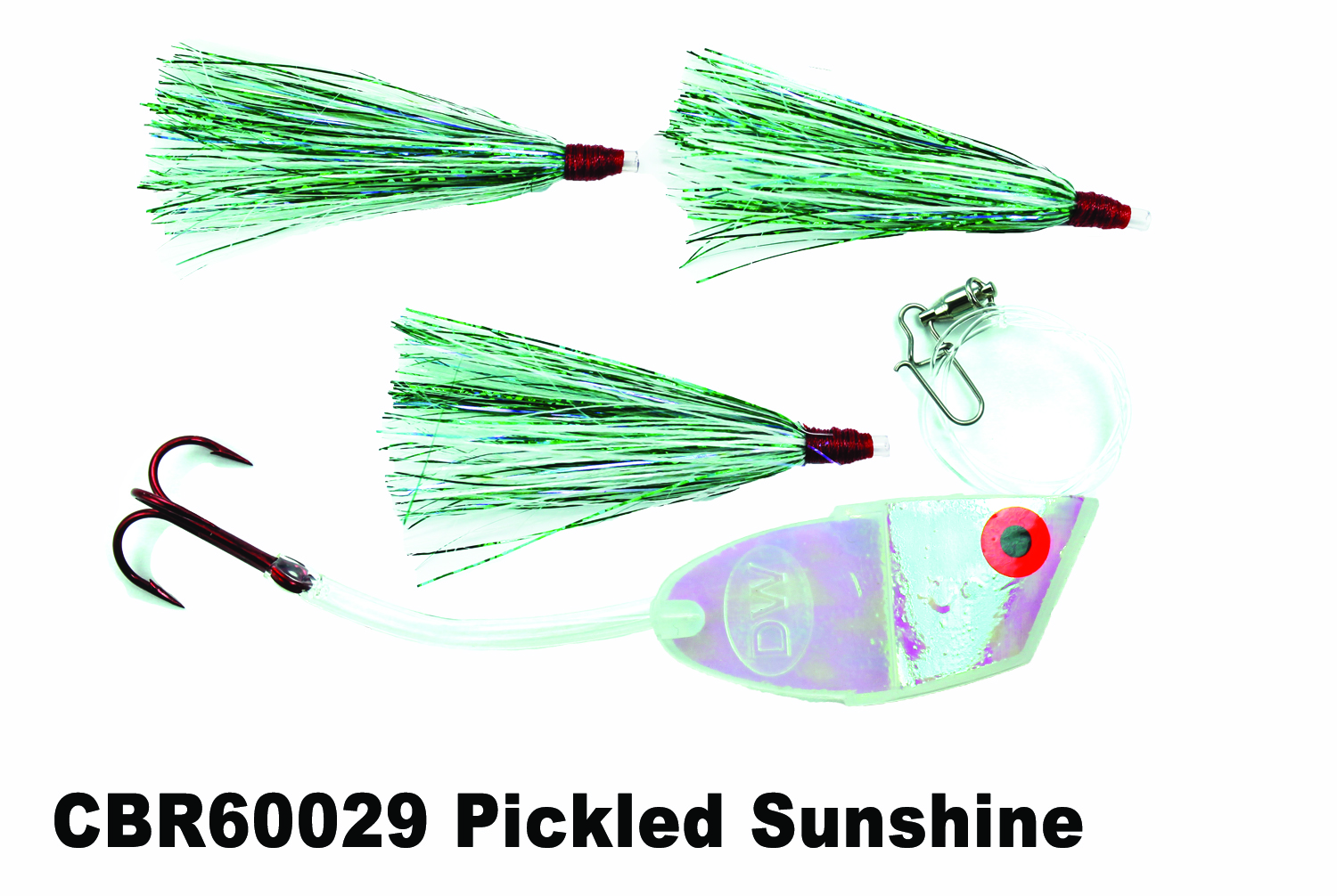 CBR60029 Cut Bait Rig Pickled Su