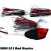 CBR61651 Cut Bait Rig Red Mamba