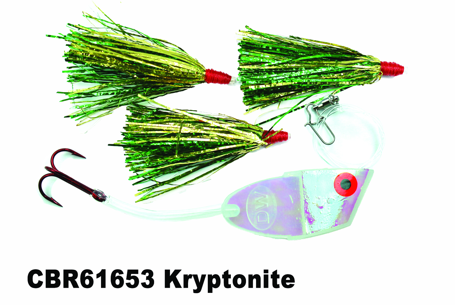 CBR61653 Cut Bait Rig Kryptonite