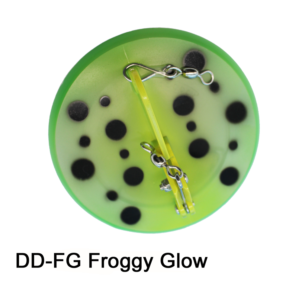 Deeper Diver 124mm Froggy Glow