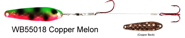 Wormburner WB55018 Copper Melon