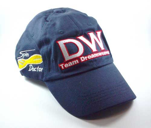 Blue DW Hat