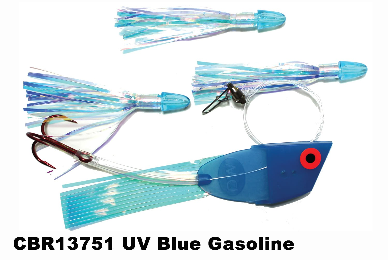 CBR751 Cut Bait Rig UV BL Gasoli