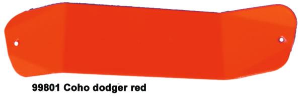 Z99801 Red Coho Z Dodger