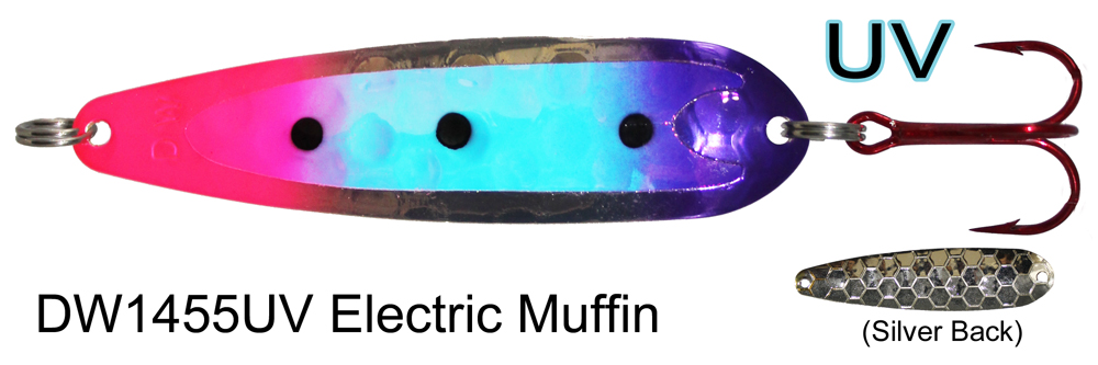 DW1445 UV Electric Muffin