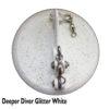 DC Deeper Diver 82mm Glitter White