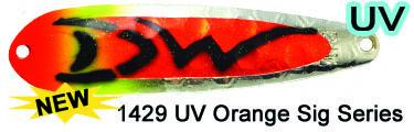 DW MAG M1429 UV Orange Signature