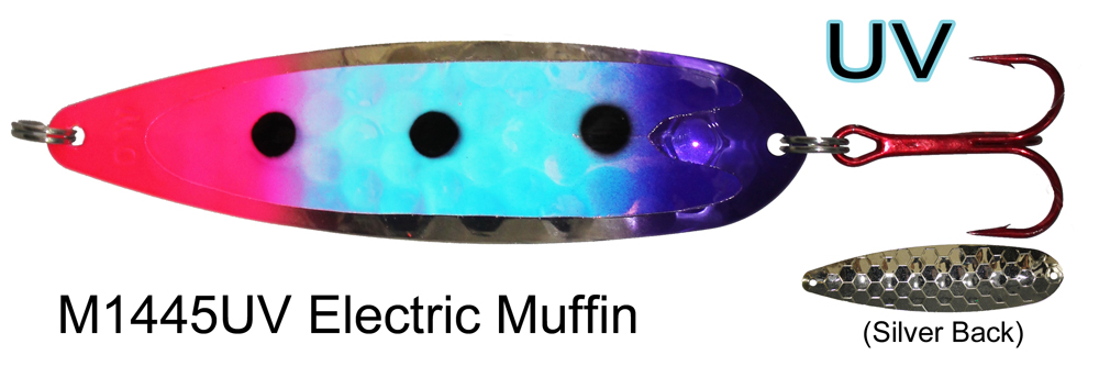 DW Mag M1445 UV Electric Muffin