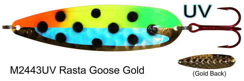 DW MAG M2443 UV Rasta Goose (Gol