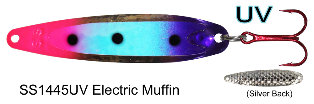 SS1445 UV Electric Muffin