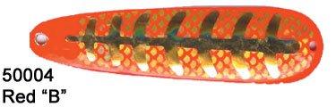 DC FBM50004 Fuzzy Bear Red B