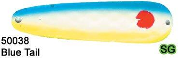 DC FB50038 Fuzzy Bear Blue Tail