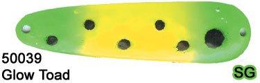 DC FB50039 Fuzzy Bear Glow Toad