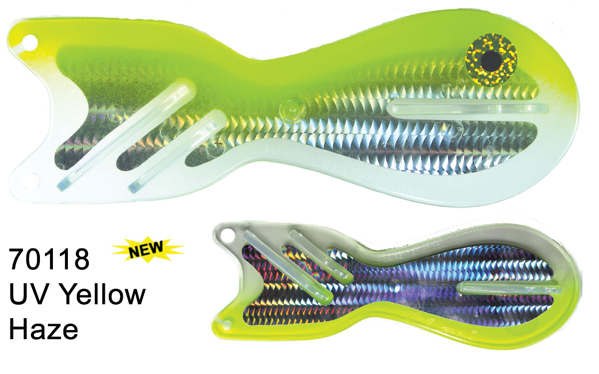 Spindoctor 10 – UV Yellow Haze