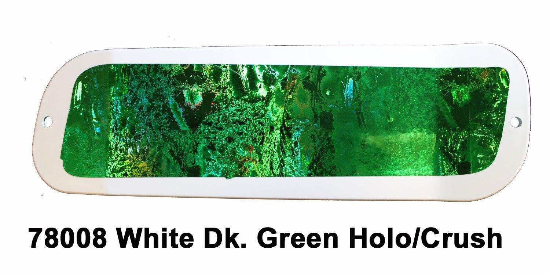 DC Paddle 8 – Wht-Drk Grn/Glow