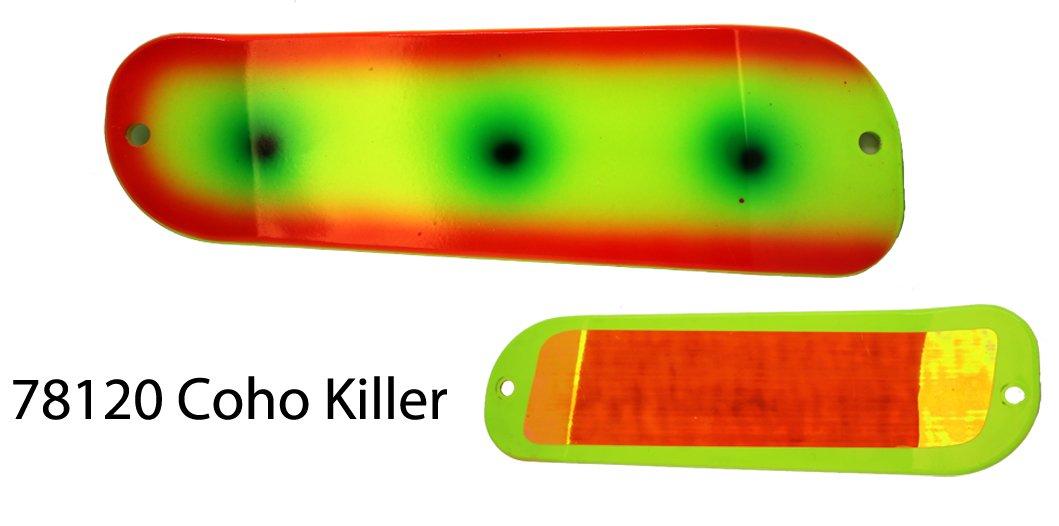 DC Paddle 8 – Coho Killer
