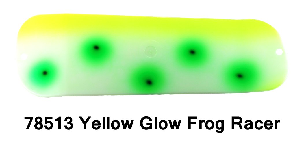 DC Paddle 8 – Frog Racer (Yellow