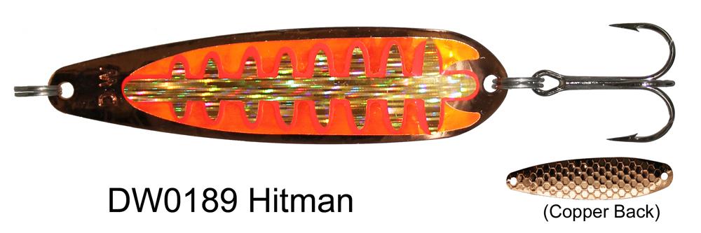 DW 0189 Hitman (Copper)