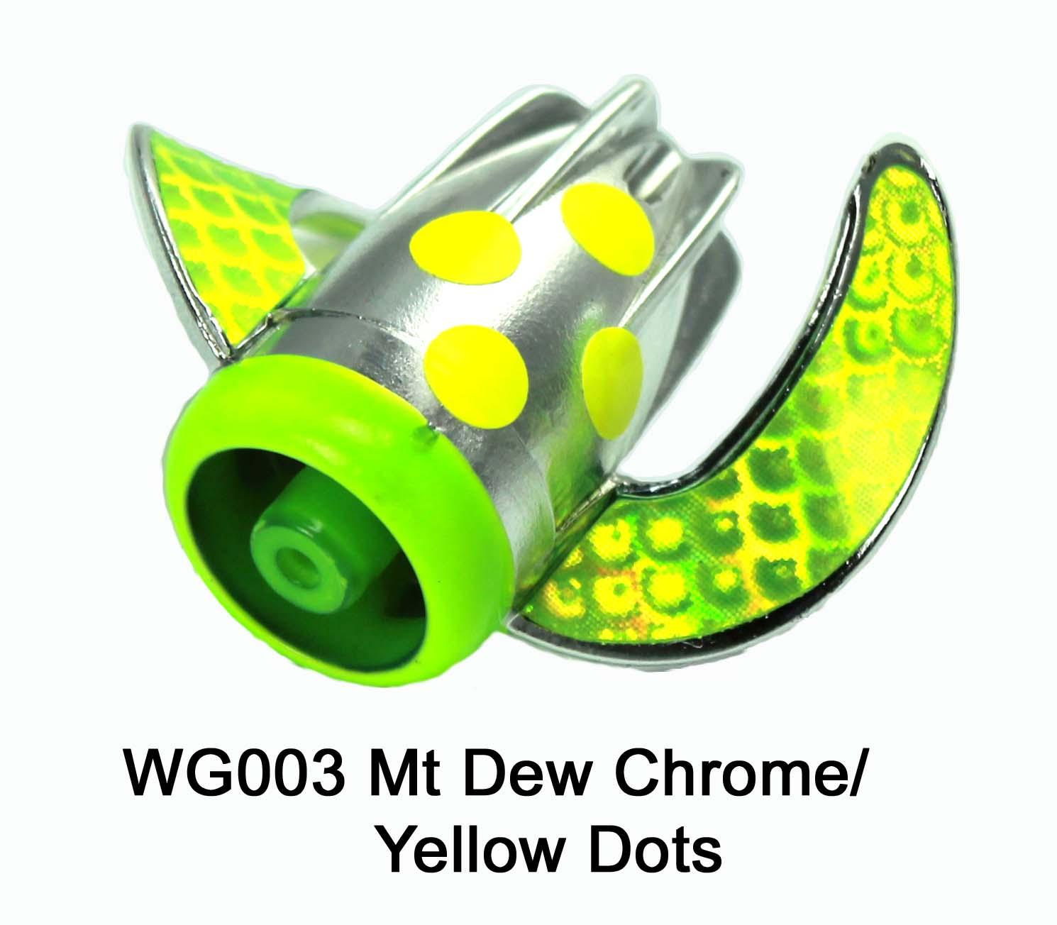 WG003 WhirlyGig MtDewChrome/Yell