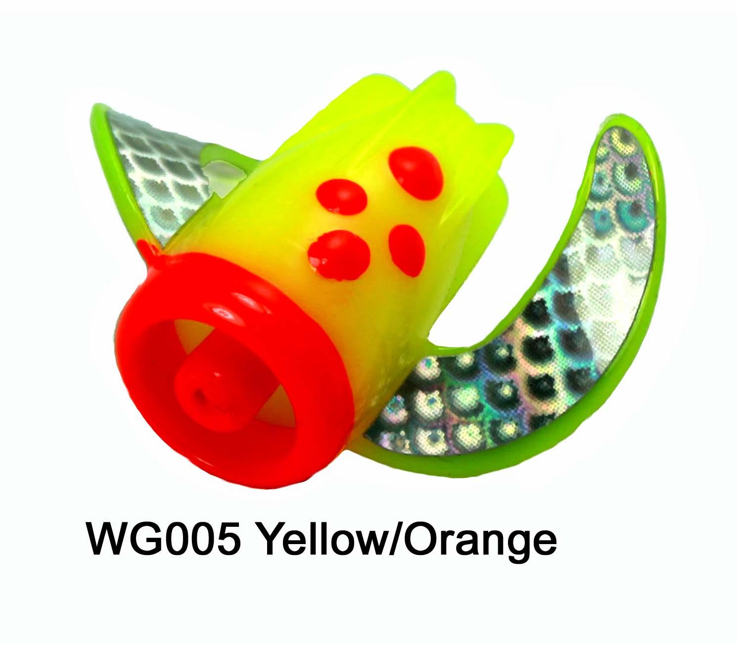 WG005 WhirlyGig Yellow/Orange