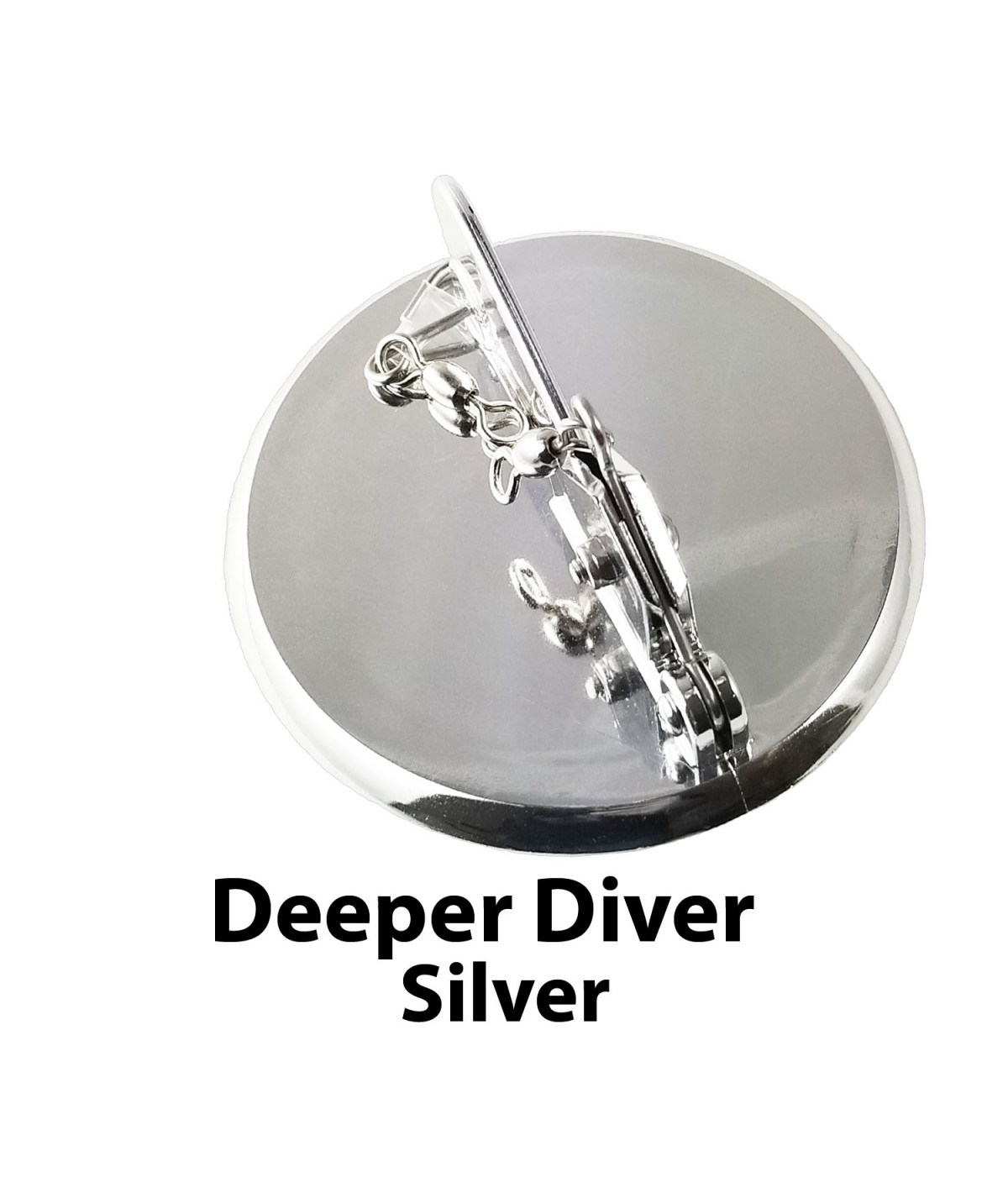 Deeper Diver 65mm Silver