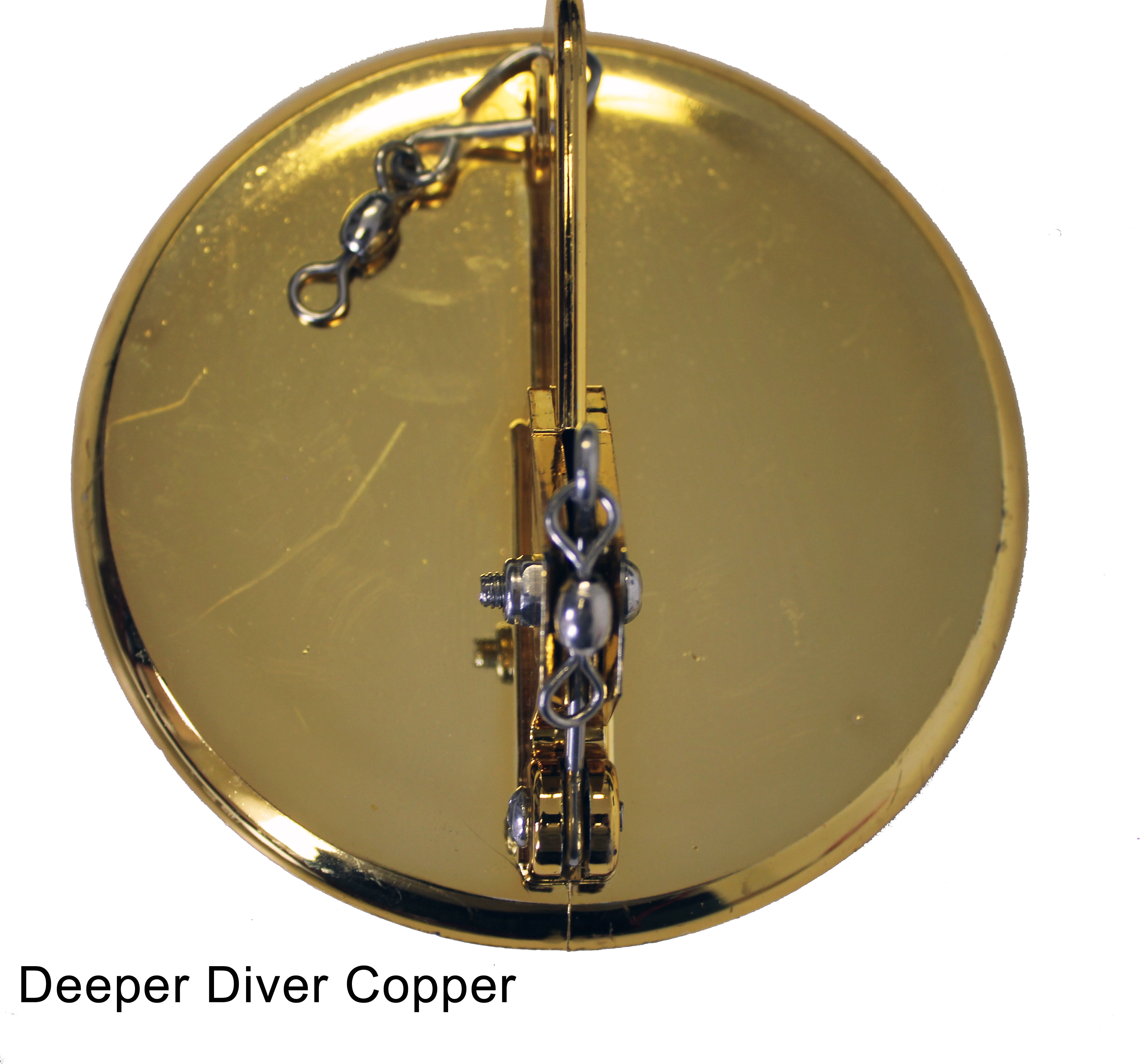 DC Deeper Diver 107mm Copper
