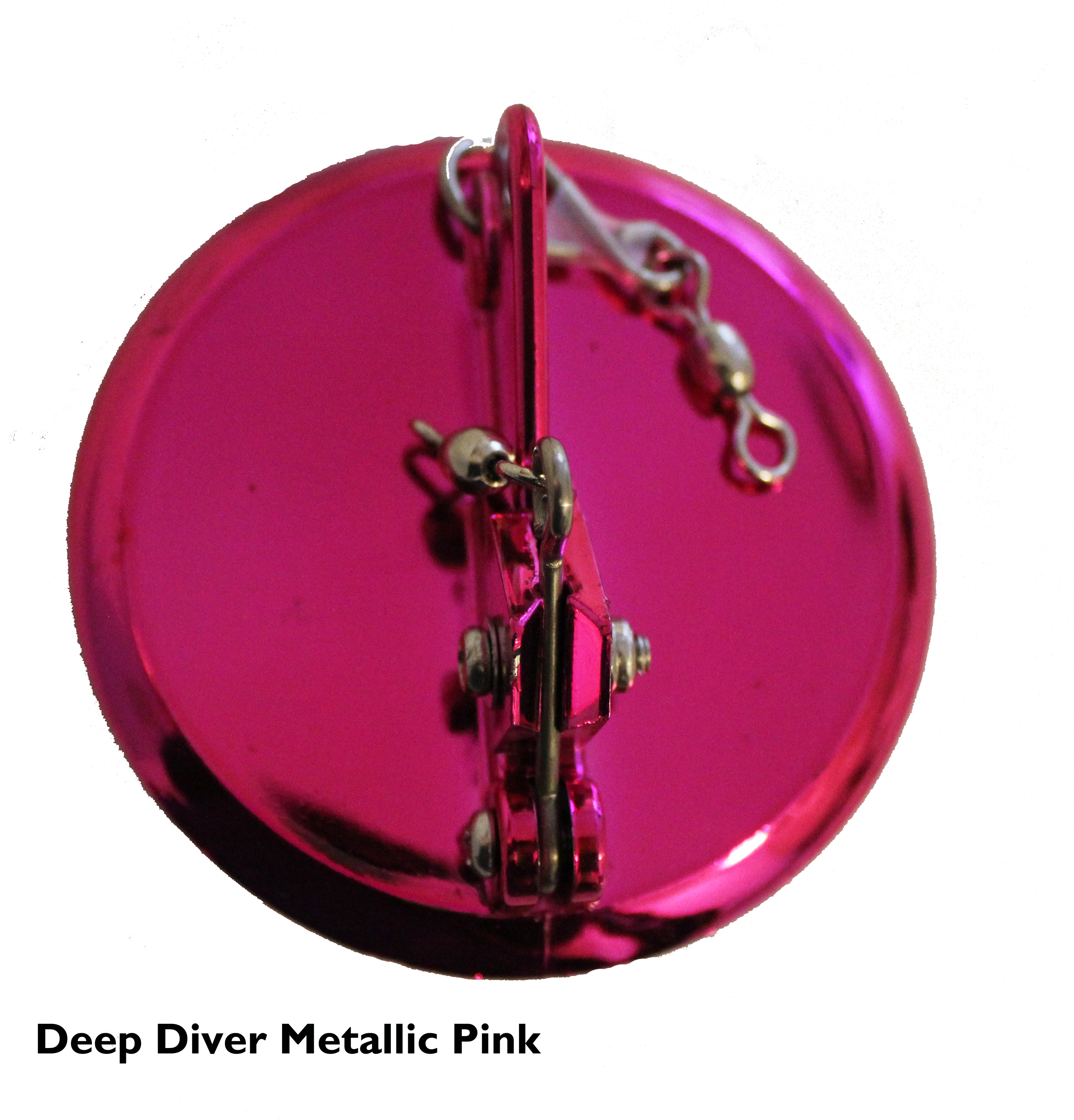 DC Deeper Diver 124mm Metallic P