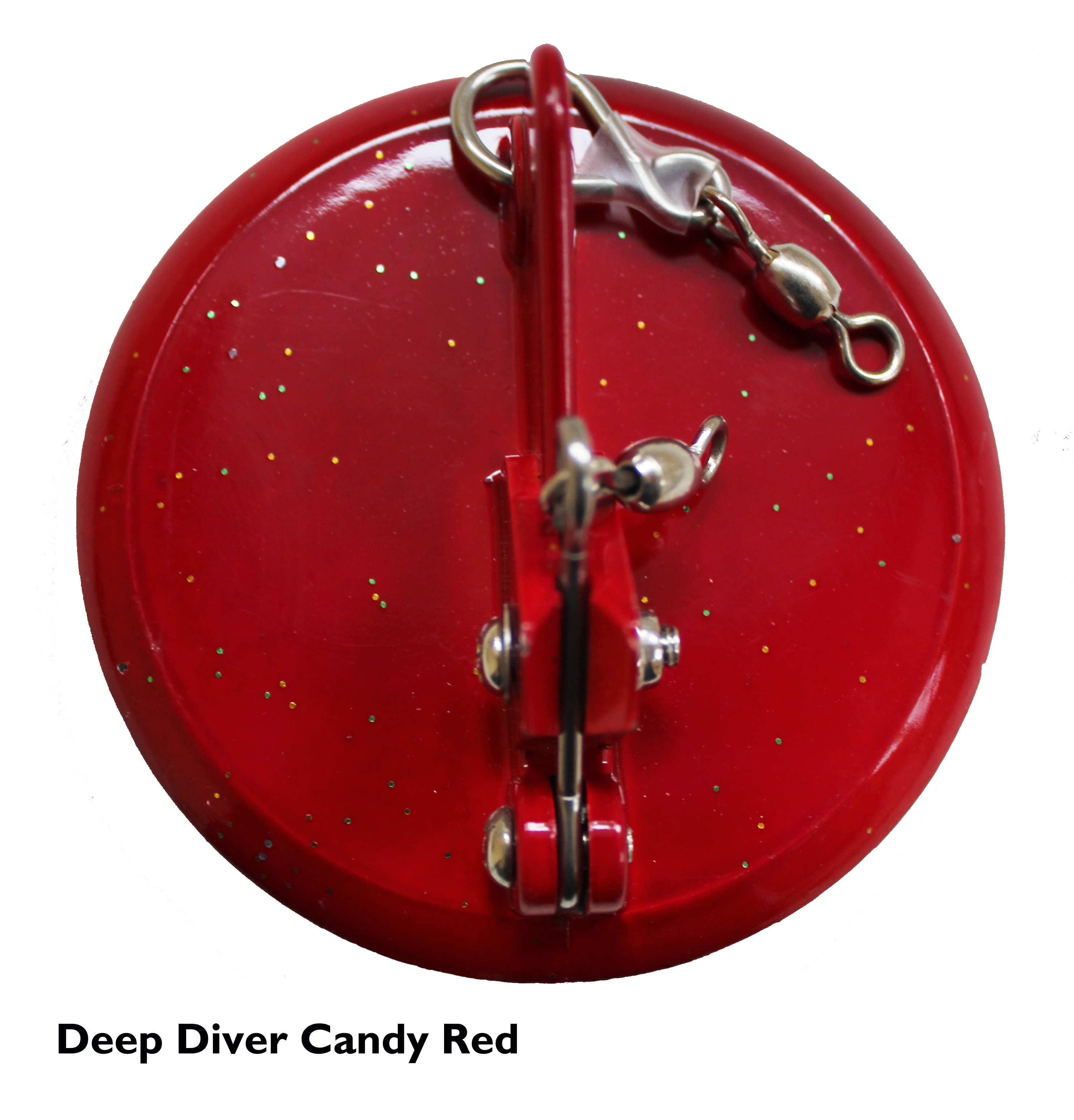 DC Deeper Diver 65mm Candy Red