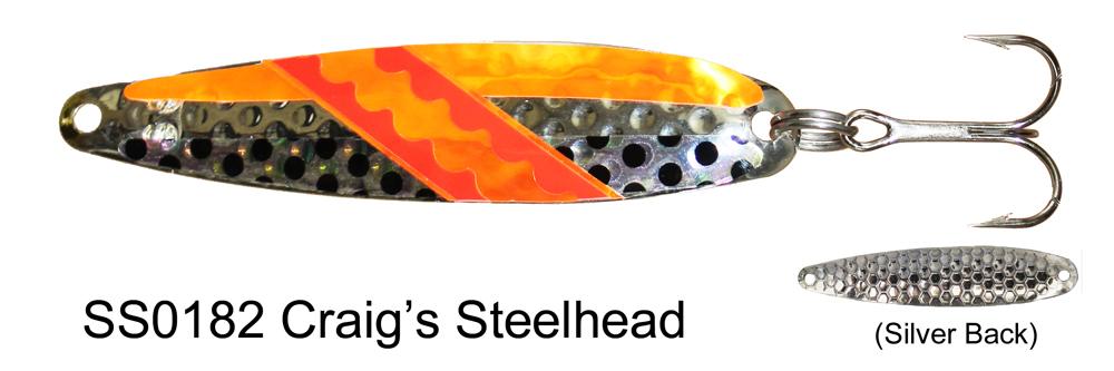 SS0182 Craigs Steelhead