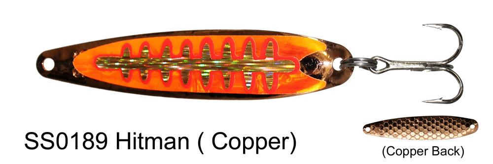 SS0189 Hitman (Copper)