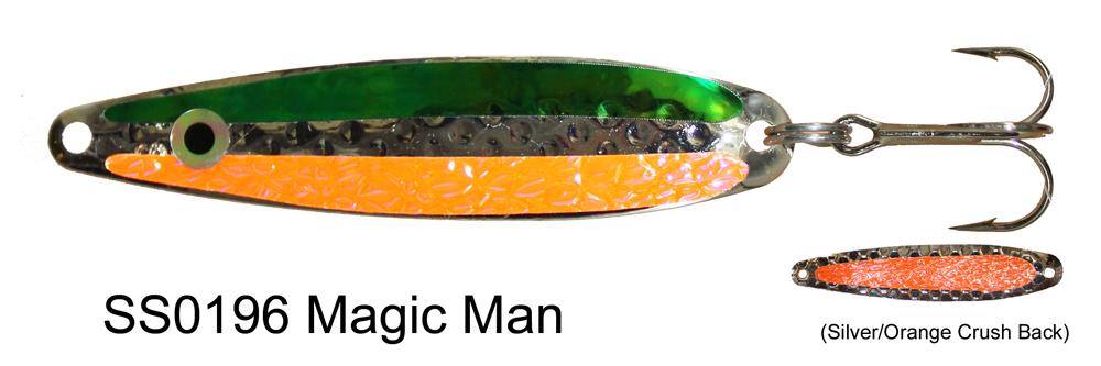 SS0196 Magic Man